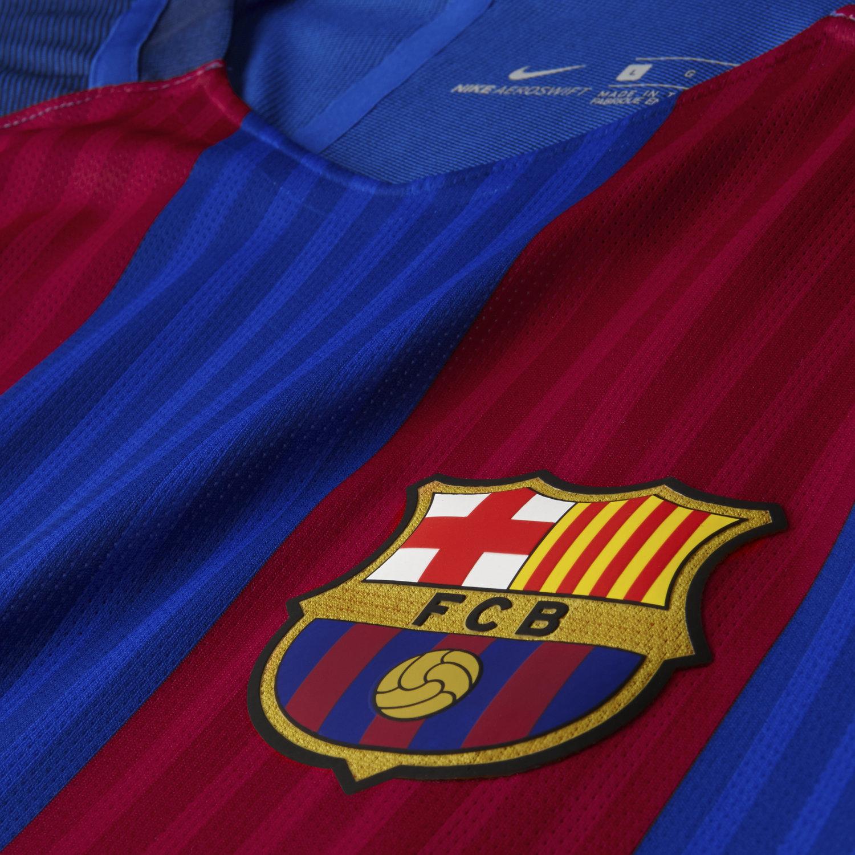 fc barcelona vapor match home camiseta de ftbol hombre nikecom es