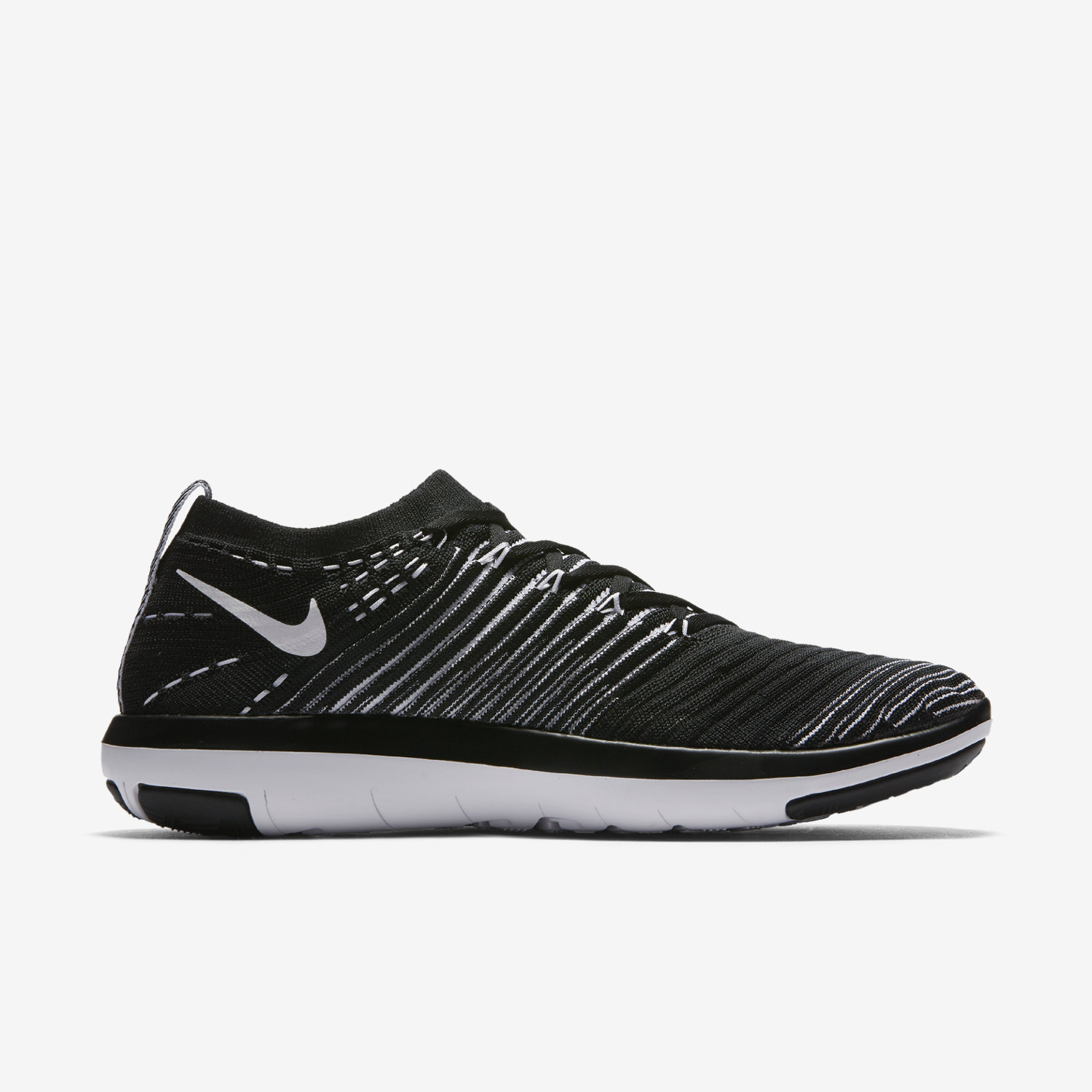 Nike Free Transform Flyknit Black