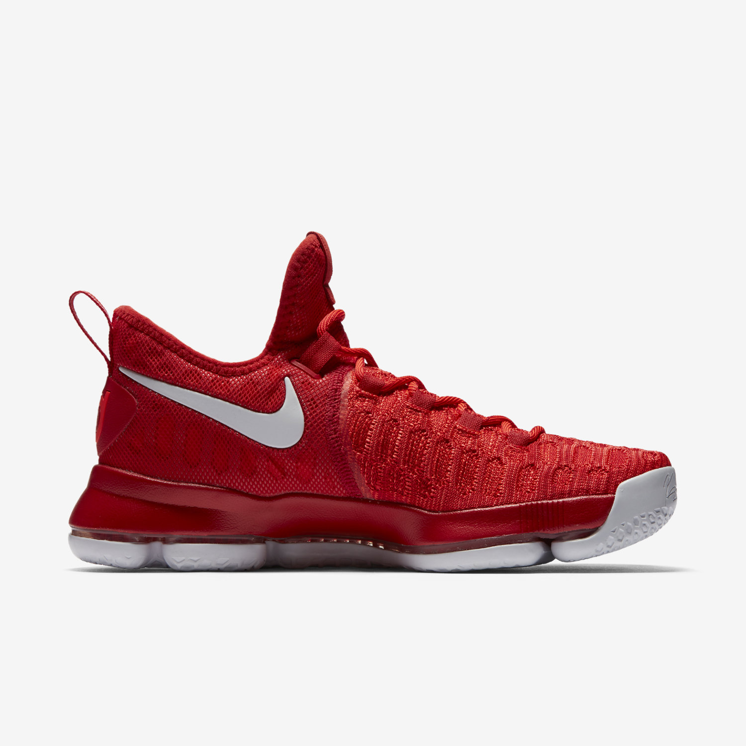 nike make your own shoes red and white kd 6