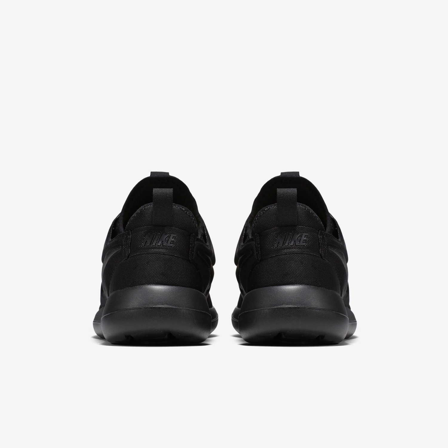 new concept 07b97 02c75 Cheap Nike Sportswear ROSHE TWO Trainers wolf gray   white   cool. Nike  Roshe Run Two Flyknit 365 Triple Black On feet Video at Exclucity ...