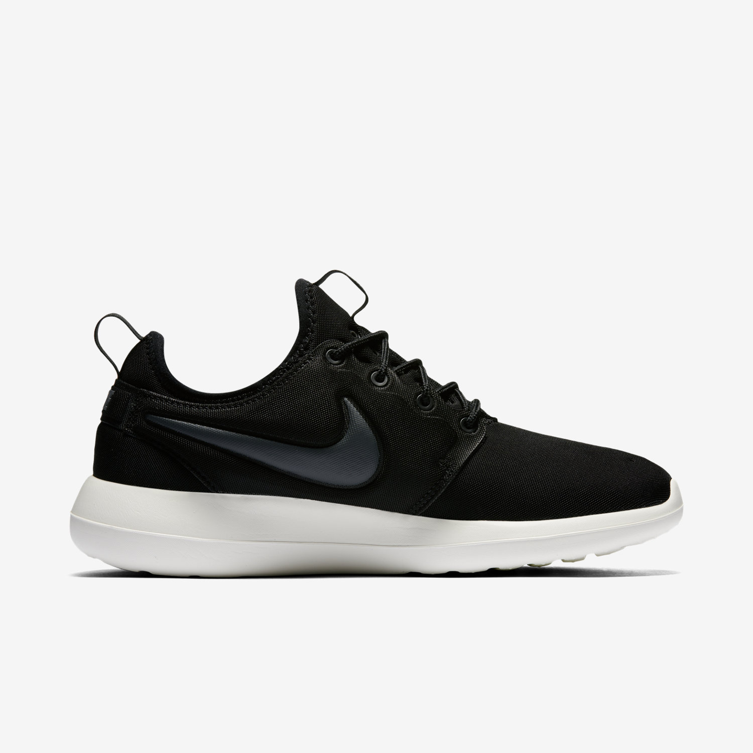 Cheap Nike Roshe Two Flyknit Black Wolf Gray HYPEBAE