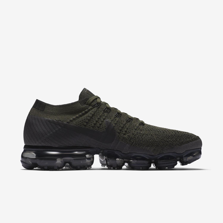 Nike Air Vapormax Flyknit Platinum Men S Running Shoe