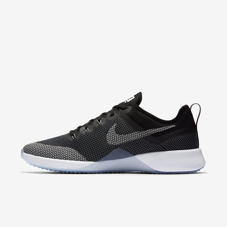 Nike Free 4 0 Flyknit Womens Running Shoes White Grey Black