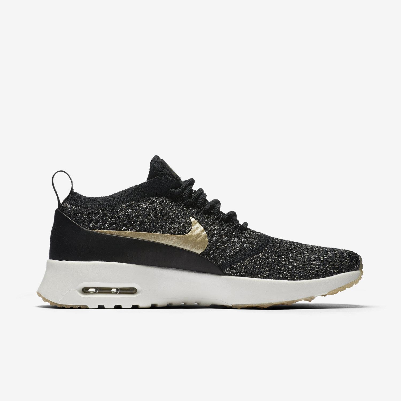 e15cb0ee3858 ... Nike Air Max Thea Ultra Flyknit Metallic Women s Shoe.