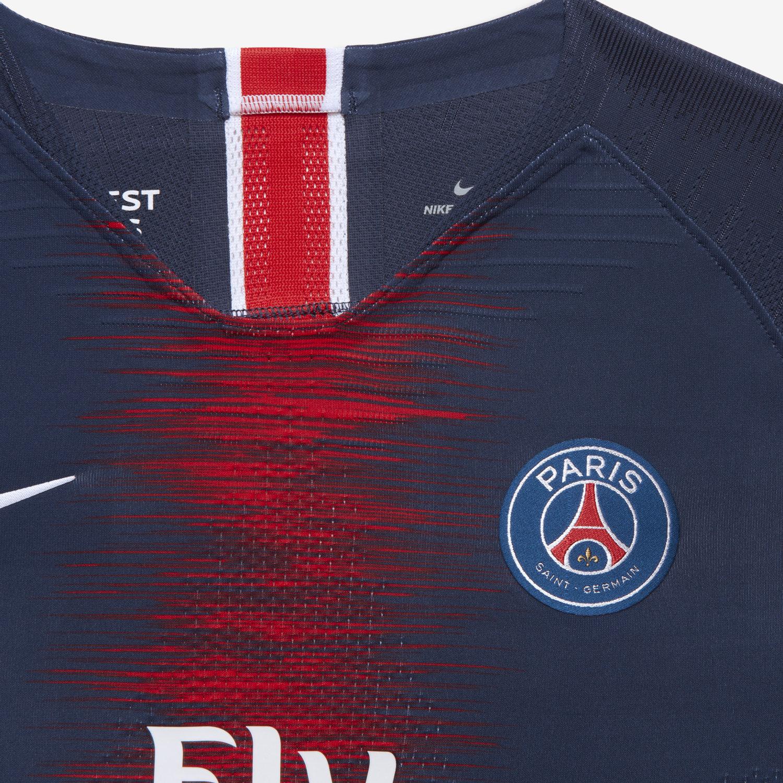 2018 19 Paris Saint-Germain Vapor Match Home Older Kids  Football Shirt.  Nike.com NL a0004a245d