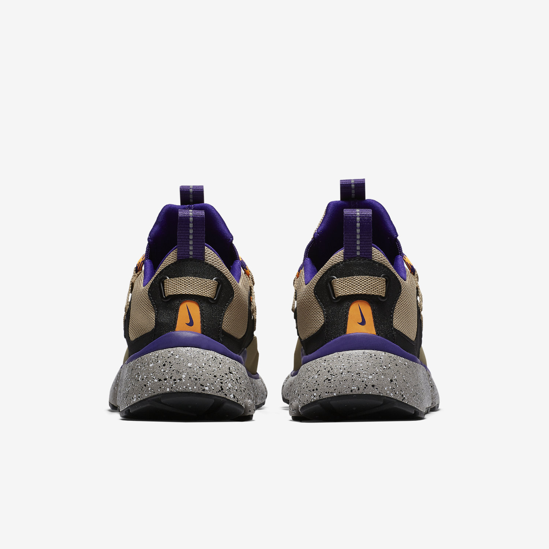 Mujeres Nike Gris Bolsillo Púrpura Zapatos De Bolsillo Gris Cuchillo Dm 2628ca