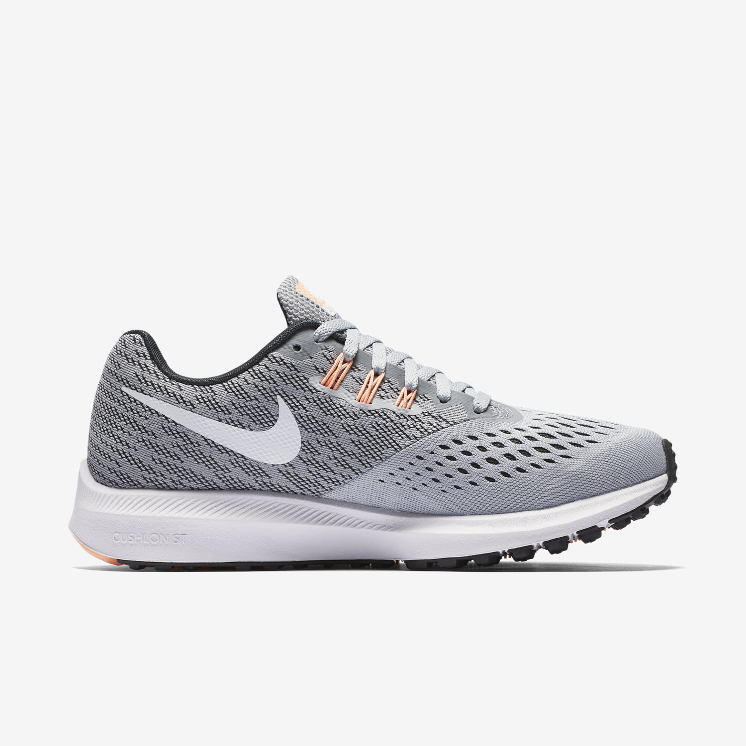 Men's Zoom Structure Running Shoes. Nike