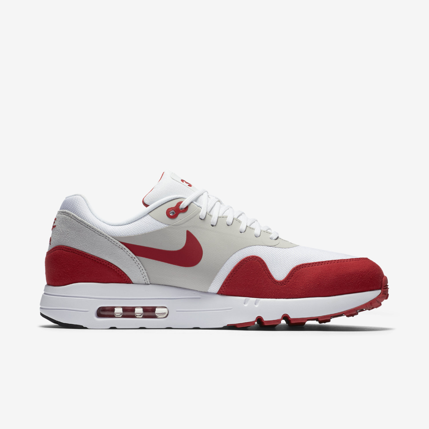 Air Max 1 whiite/white white white Air Max 1 Nike Flight Club
