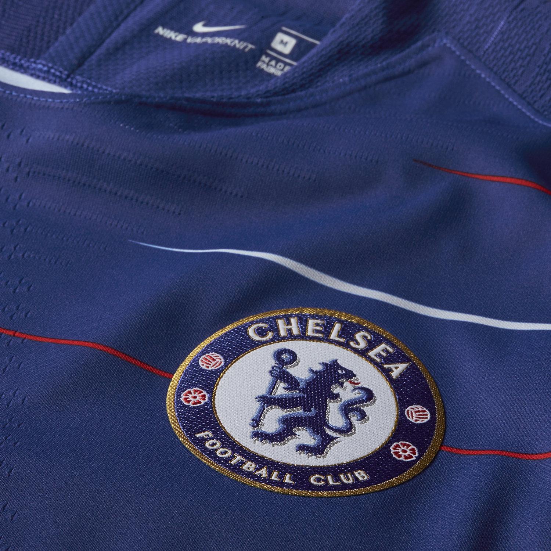 2106dda099b07 2018/19 Chelsea FC Vapor Match Home Men's Football Shirt. Nike.com UK