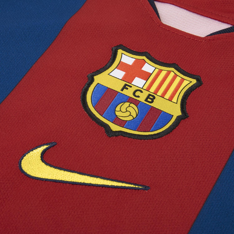 9da99dfd FC Barcelona Stadium '98/99 Older Kids' Football Shirt. Nike.com UK