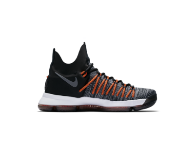 brand new f22c2 af26a nike kd 9 grey white