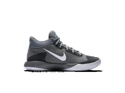 size 40 4e3e1 b62ca Nike Zoom KD Trey 5 IV Wolf Grey White Men Basketball Shoes 844571-011