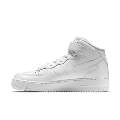 Nike Air Force 1 Low Flyknit Women's Basketball Shoes White