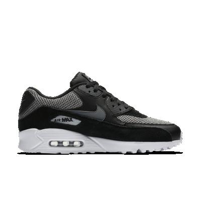 air max 90 essential black white grey