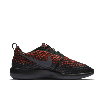 Cheap Nike Roshe Two Flyknit (Black / Dark Grey White Volt) asphaltgold